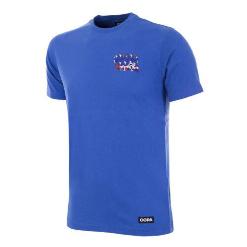 France 2000 Tee Shirt Casual