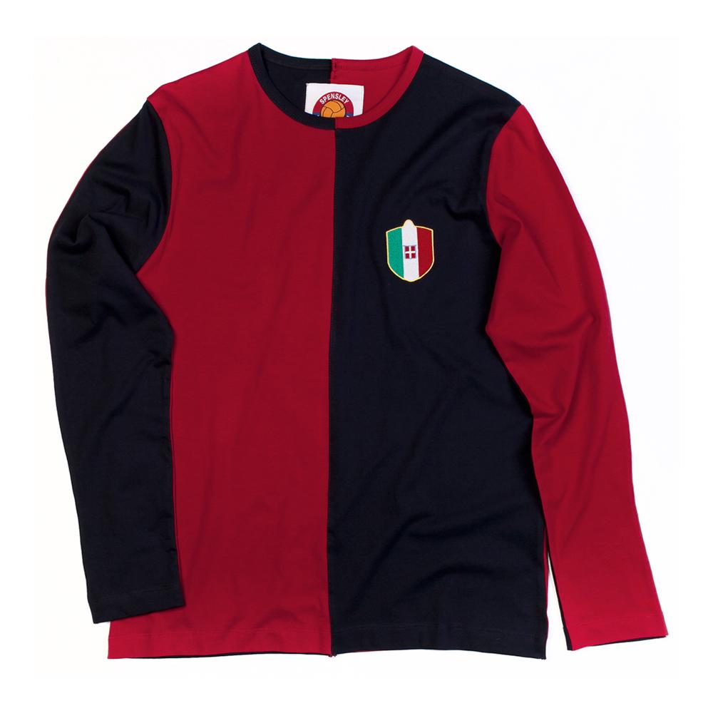 Genoa 1924-25 Maglia Storica Calcio