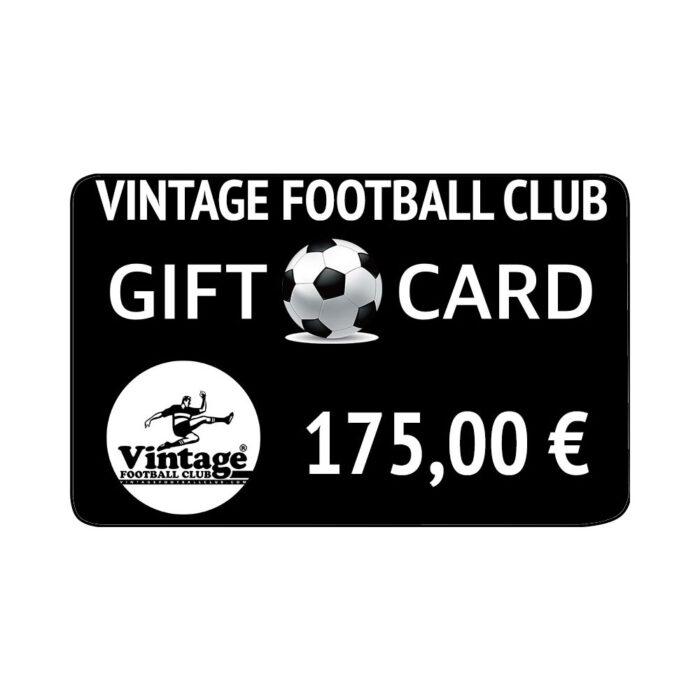 Vintage Football Club Gift Card 175 €