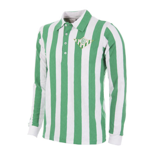Real Betis Seville 1934-35 Maillot Rétro Foot