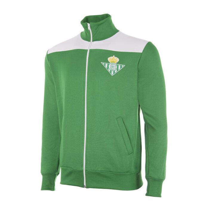 Real Betis Siviglia 1966-67 Giacca Storica Calcio