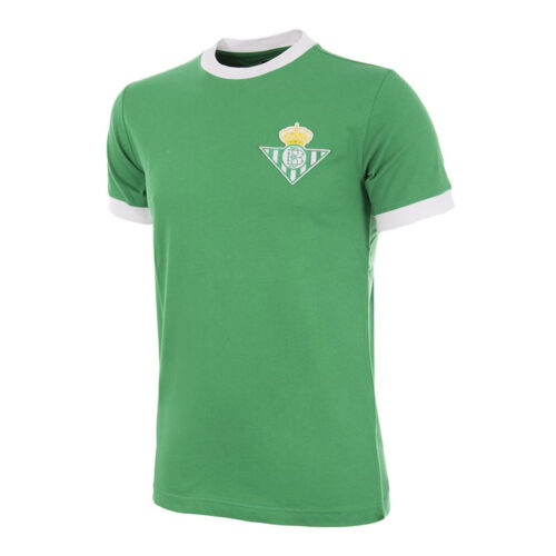 Real Betis Seville 1972-73 Maillot Rétro Foot