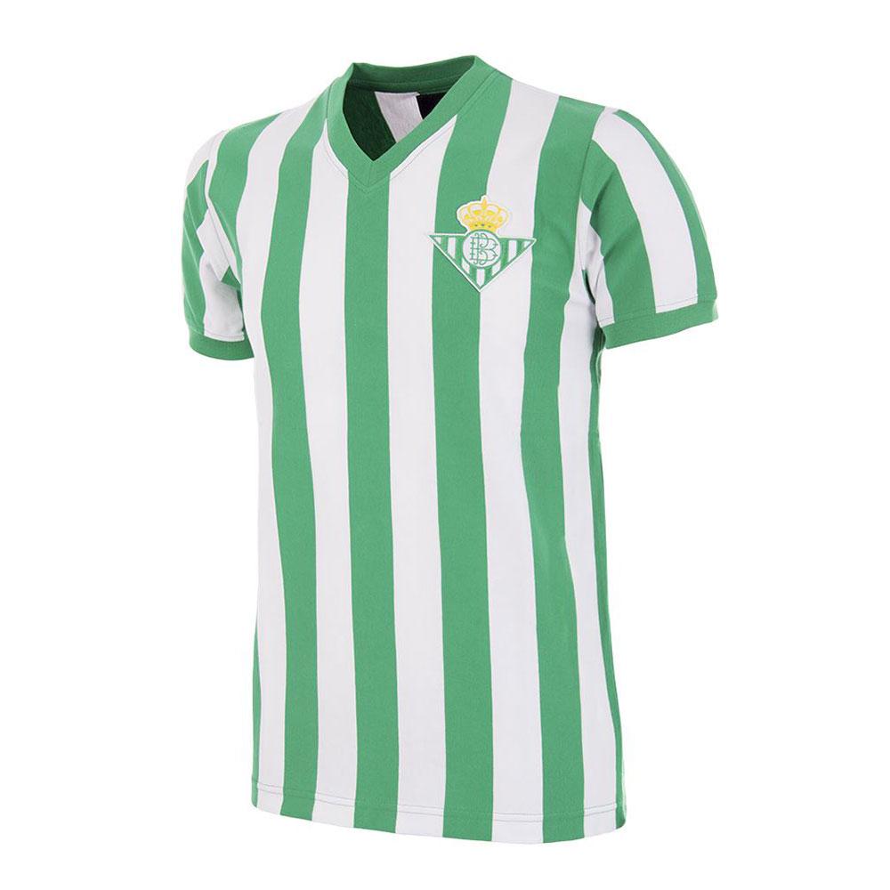 Real Betis Siviglia 1976-77 Maglia Storica Calcio