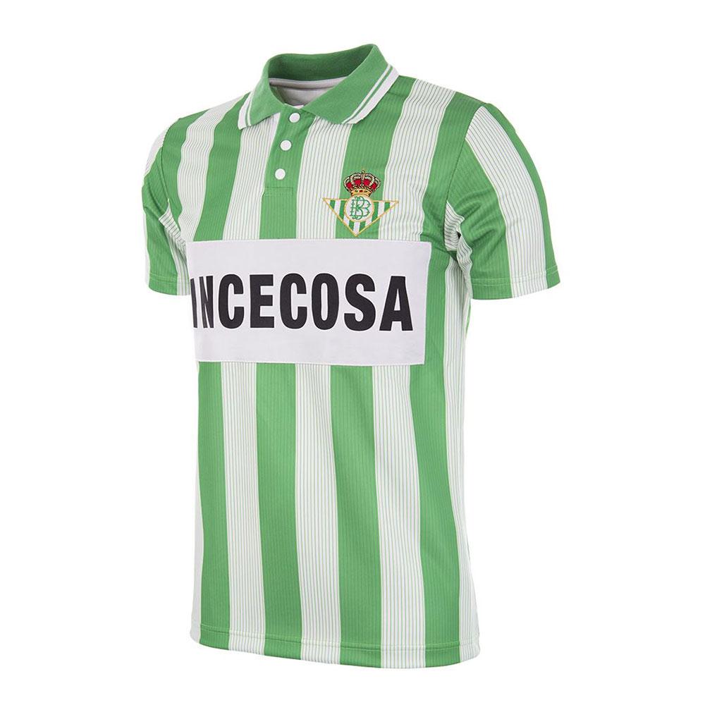 Real Betis Siviglia 1993-94 Maglia Storica Calcio