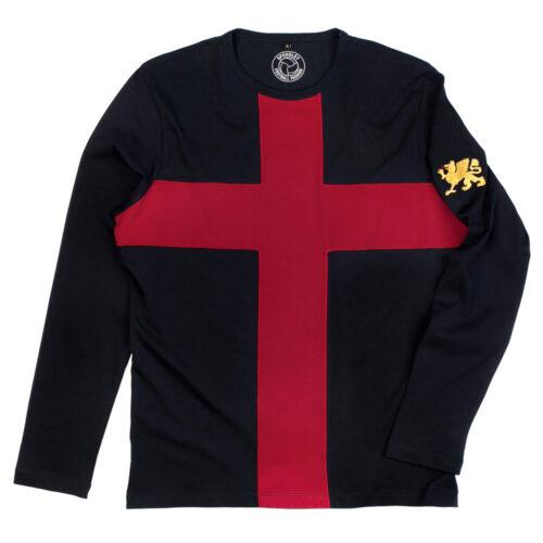 Spensley Red Cross Sweatshirt Casual