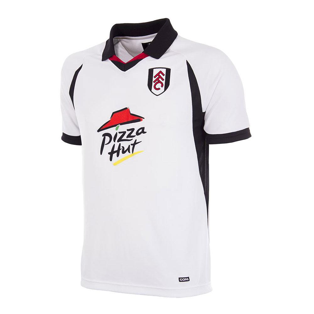 Fulham 2000-01 Maglia Storica Calcio