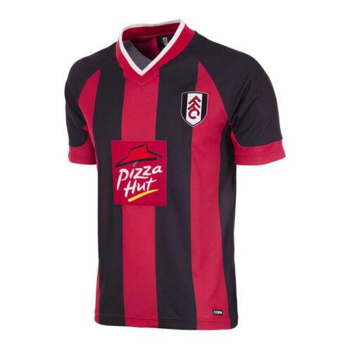 Fulham 2000-01 Maillot Rétro Football