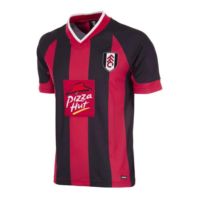 Fulham 2000-01 Maglia Calcio Storica