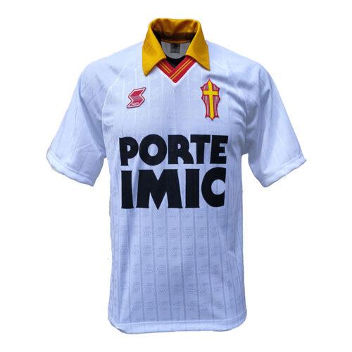 Messina 1988-89 Maillot Rétro Foot