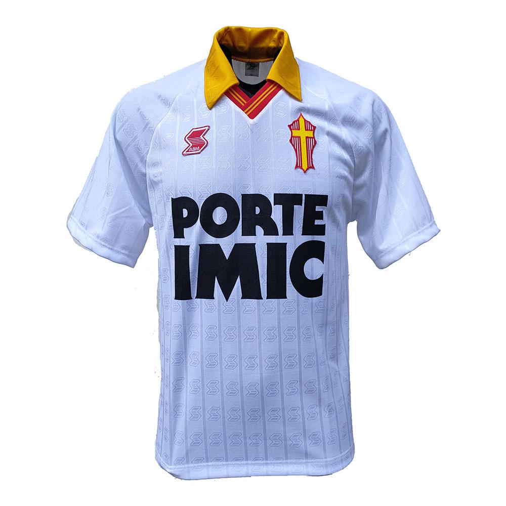 Messina 1988-89 Maglia Storica Calcio