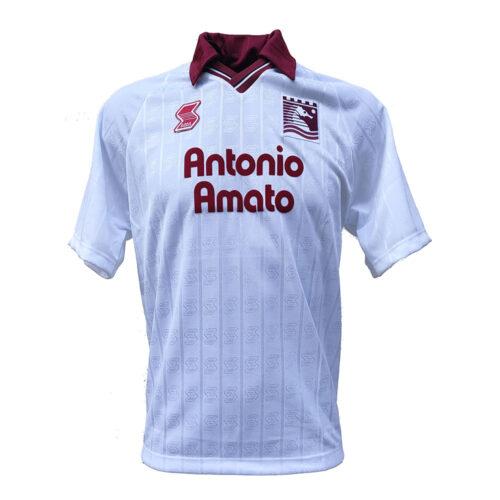 Salernitana 1990-91 Maillot Rétro Football