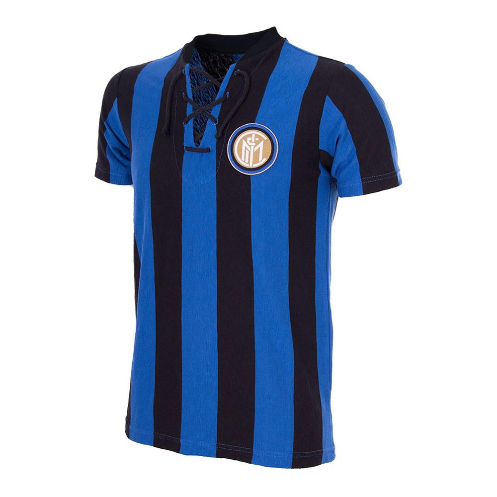 Inter 1958-59 Retro Football Shirt