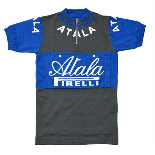 Atala Pirelli 1961 Maillot Retro Ciclismo