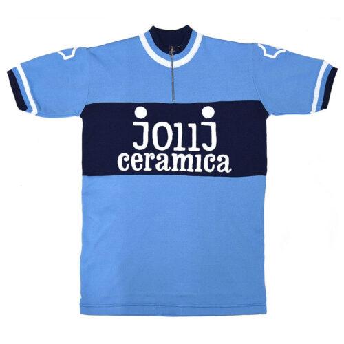Jolly Ceramica 1977 Maillot Retro Ciclismo