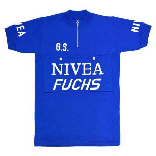 Nivea Fuchs 1955 Maillot Retro Ciclismo
