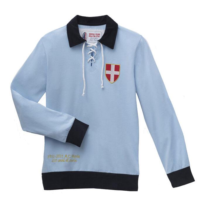 Pavia 1920-21 Camiseta Retro Fútbol